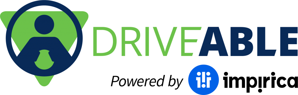 DriveABLE powered by Impirica logo